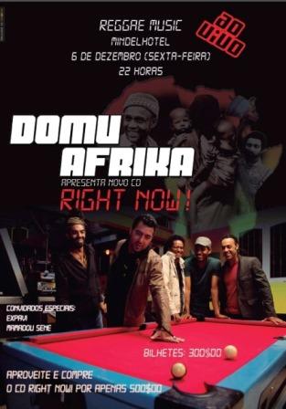 Domu Afrika