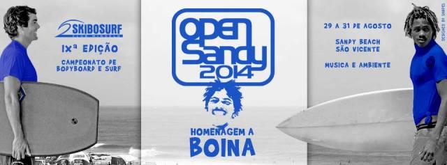 open-sandy
